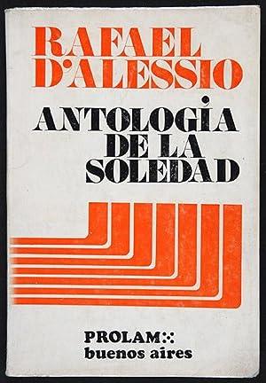 Antología de la Soledad: D'Alessio, Rafael Henzo