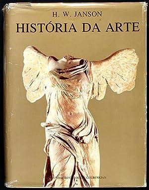 Historia da Arte: Janson, H.W.