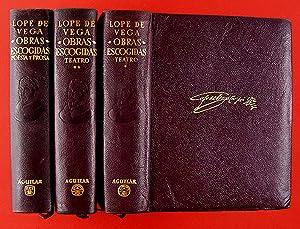 Obras Escogidas / Estudio preliminar, biografía, bibliografía,: Vega Carpio, Lope