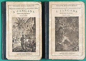 A Jangada. Oitocentas Léguas pelo Amazonas. Primeira: Verne, Julio [Jules],
