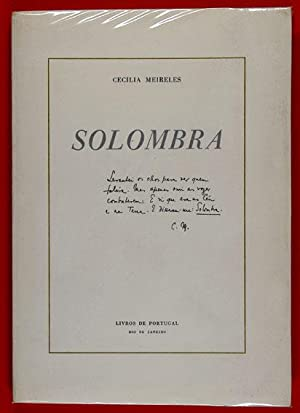 Solombra: Meireles, Cecília, Illustrated