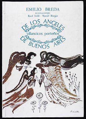 De los ángeles de Buenos Aires : Breda, Emilio, Illustrated