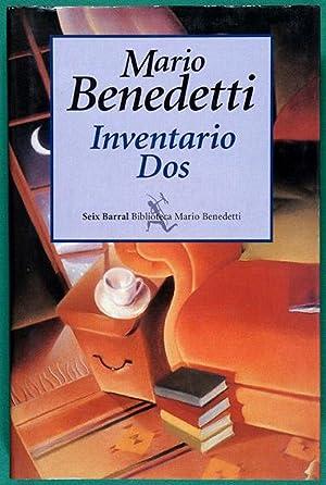 Inventario Dos : Poesía completa 1986-1991: Benedetti, Mario