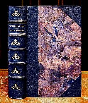 Obras Poéticas / de D. Ventura de: Ventura de la