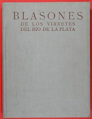 Blasones de los Virreyes del Río de: Massa, Pedro &