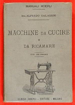 Macchine da Cucire e Ricamare: Galassini, Alfredo