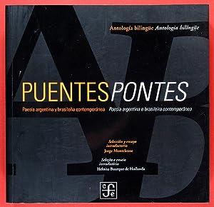 Puentes = Pontes : Poesía argentina y: AA.VV.