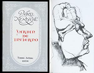 Neruda pablo illustrated abebooks for Jardin de invierno pablo neruda