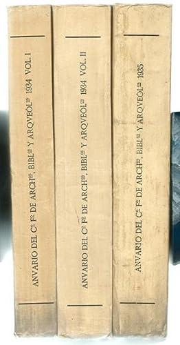 Anuario del Cuerpo Facultativo de Archiveros, Bibliotecarios: Diego Angulo Íñiguez
