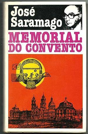 Memorial do Convento (Hardcover/dustjacket): Saramago, José