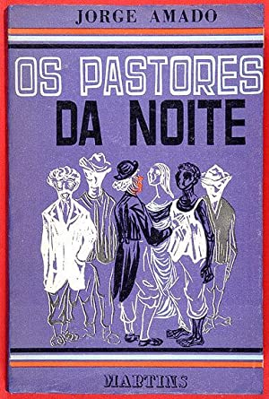 Os Pastôres da Noite: Amado, Jorge, Illustrated