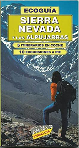 Sierra Nevada y las Alpujarras : Geografía: Martín, Ramón