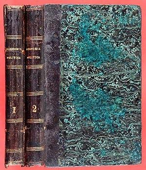 Elementos de Economía Política / por J.: Mill, James