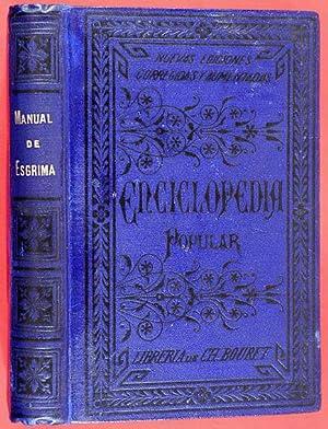 Manual de Esgrima y Duelo. Comprende la: Heraud y Clavijo
