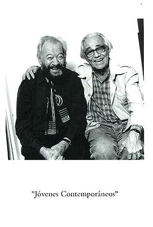 Jóvenes Contemporáneos» : León Ferrari & Carlos: ANON.