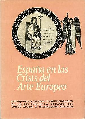 España en las Crisis del Arte Europeo: Martín Almagro &