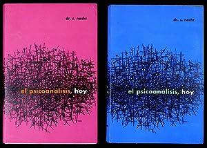 El Psicoanálisis, hoy / Con la colaboración de M. Bouvet, R. Diatkine, A. Doumic...
