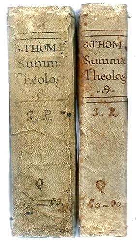 Summa Totius Theologiae. Tertiae Partis, Volumen Primum: S. Thomae Aquinatis