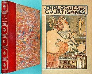Dialogue des Courtisanes / Traduction nouvelle de: Samosate, Lucien de,
