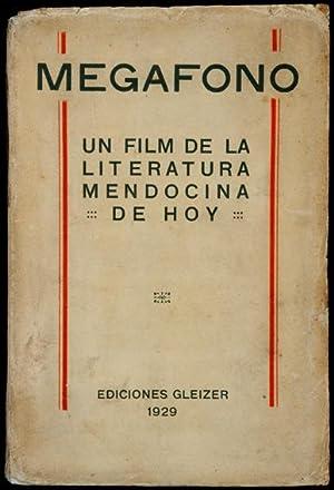 Megáfono. Un film de la literatura mendocina: ABRIL & Dalla