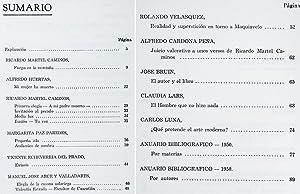 ANAQUELES. Revista de la Biblioteca Nacional. Época: Ricardo Martel Caminos