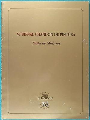 VI Bienal Chandon de Pintura. Salón de: Luis Felipe Noé