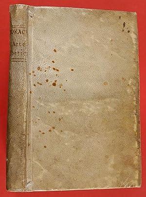 El Arte Poética de Horacio ó Epístola: Yriarte [o Iriarte],