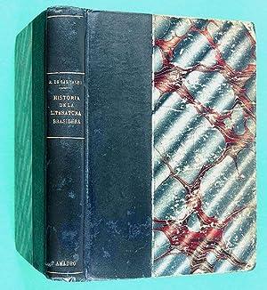 Pequeña Historia de la Literatura Brasileña: Carvalho, Ronald de