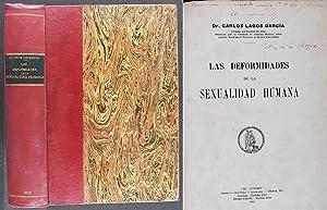 Las Deformidades de la Sexualidad Humana: Lagos García, Dr.