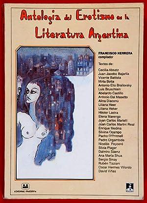 Antología del Erotismo en la Literatura Argentina: AA.VV. - Francisco Herrera (compilador)