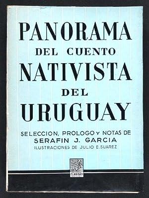 Panorama del Cuento Nativista del Uruguay /: Acevedo Díaz &