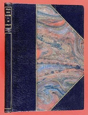 Le Passant : Comédie / Texte calligraphié,: Coppée, François, Illustrated