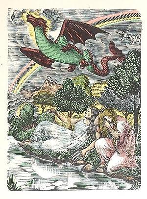 El Pirineu. Tradicions i Llegendes: Amades, Joan, Illustrated by Enric Cristòfol Ricart (1893-1960)