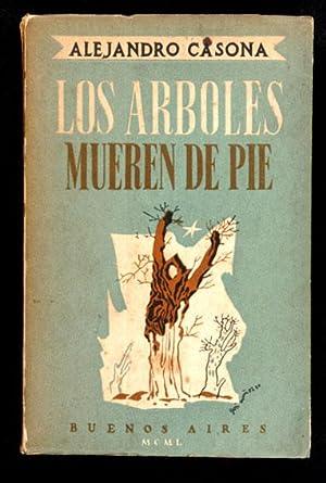 Los Árboles Mueren de Pie: Casona, Alejandro, Illustrated