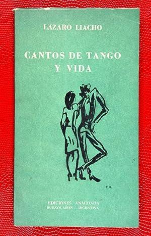 Cantos de Tango y Vida: Liacho, Lázaro, Illustrated by Fernando Guibert (1912)