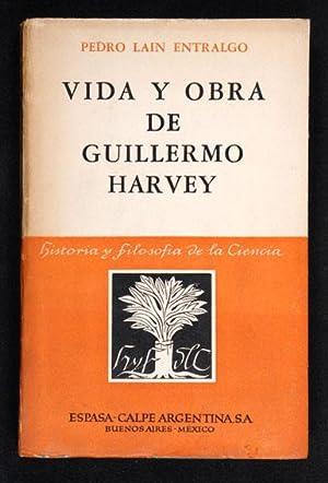 Vida y Obra de Guillermo Harvey: Laín Entralgo, Pedro