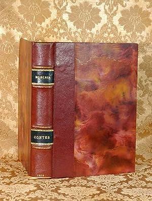 Contes / avec une notice bio-bibliographique par: Moncrif, François Augustin