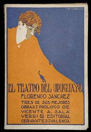 M'Hijo el Dotor ; Los Muertos ;: Sánchez, Florencio, Illustrated