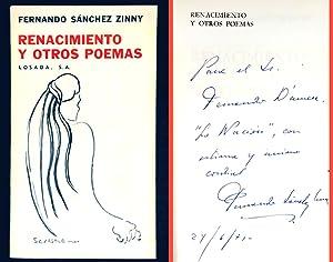 Renacimiento y Otros Poemas: Sánchez Zinny, Eduardo
