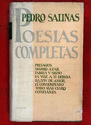 Poesías Completas. «Presagios» ; «Seguro Azar» ;: Salinas, Pedro