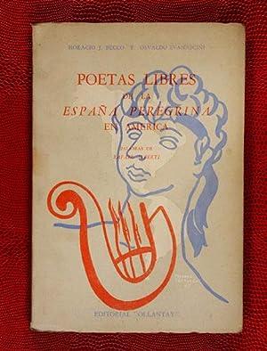 Poetas libres de la España Peregrina en: Becco, Horacio J.