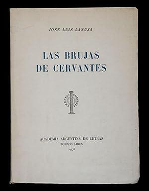 Las Brujas de Cervantes: Lanuza, José Luis