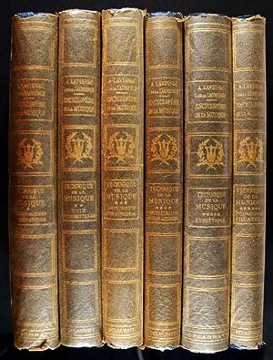 Encyclopédie de la Musique et Dictionnaire du: Lavignac, Albert &