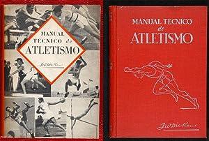 Manual Técnico de Atletismo: Dickens, Federico W.