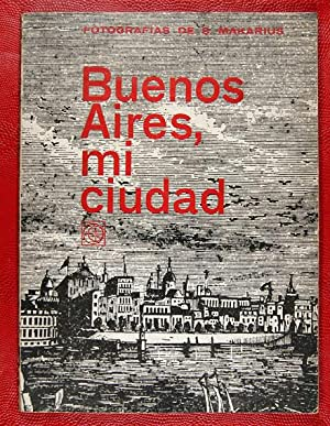 Buenos Aires, mi ciudad: Makarius, Sameer, Illustrated