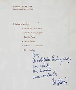 5 Poemas con pintores y 1 para Alfonsina: Baliari, Eduardo, Illustrated by Felipe de la Fuente (...