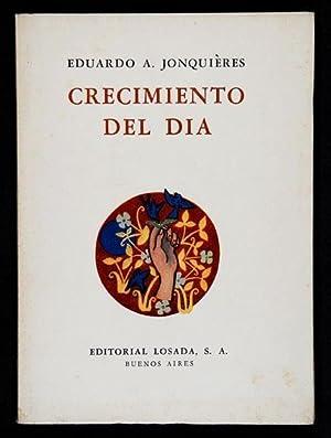 Crecimiento del Día: Jonquières, Eduardo A.,