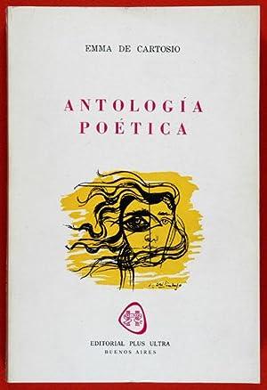 Antología Poética: Cartosio, Emma de,
