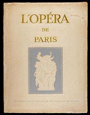L'Opéra de Paris et la Vie de: Collectif - Honegger,