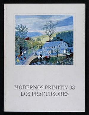 Modernos Primitivos. Los Precursores: Tänzer, Iván G.